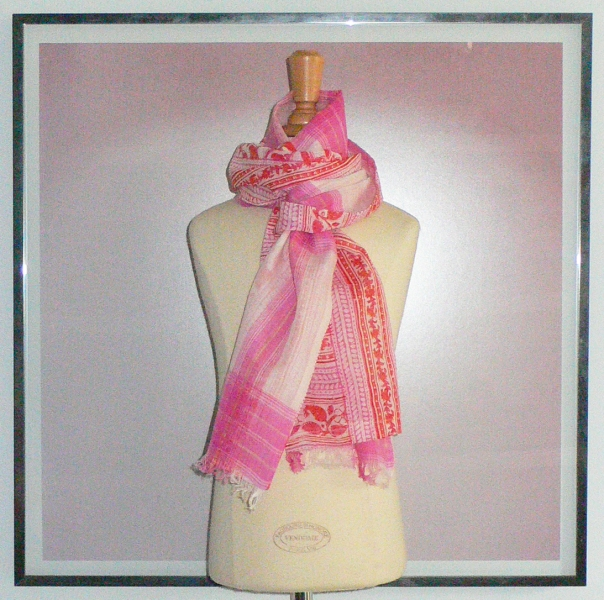 past collections-scarves  pinkcicle