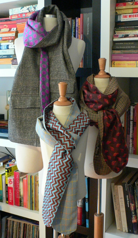 past collections-scarves  MAD RASCALS