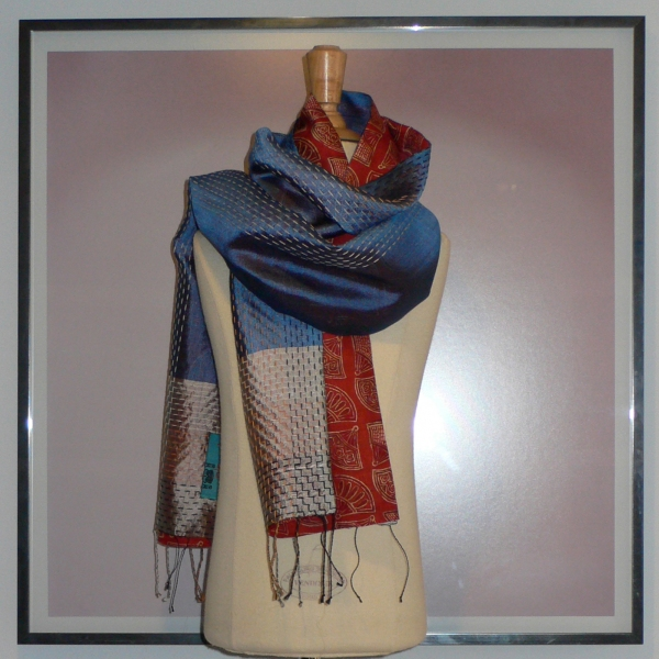 past collections-scarves  fan fair