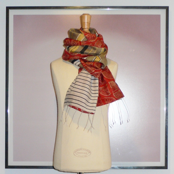 past collections-scarves  slimmie sun