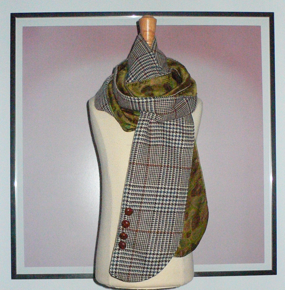 past collections-scarves  by george