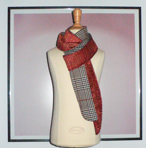past collections-scarves  holmes & restoration