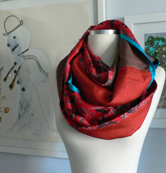 past collections-scarves  le loop ligne