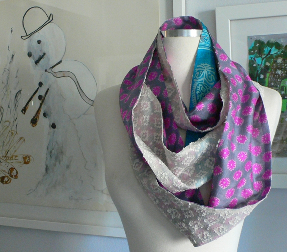 past collections-scarves  le loop merveilleux