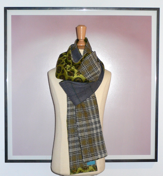 past collections-scarves  macintyre mate
