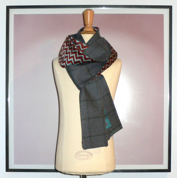 past collections-scarves  writer's block