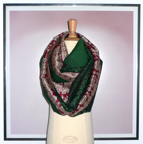 past collections-scarves  le loop victorieux