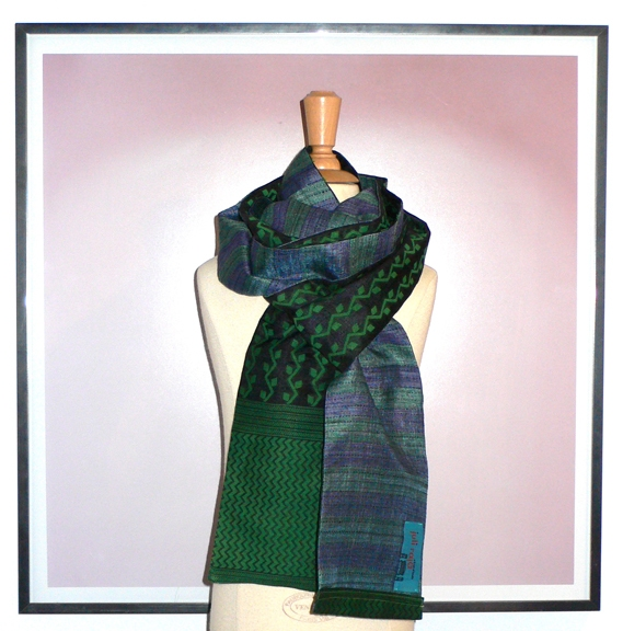past collections-scarves  marcus welby