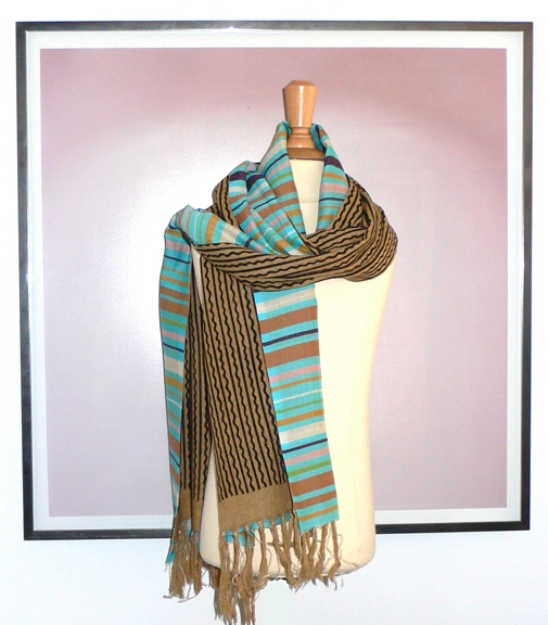 past collections-scarves  be more pacific