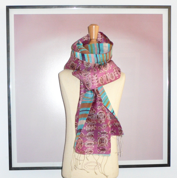 past collections-scarves  on with it