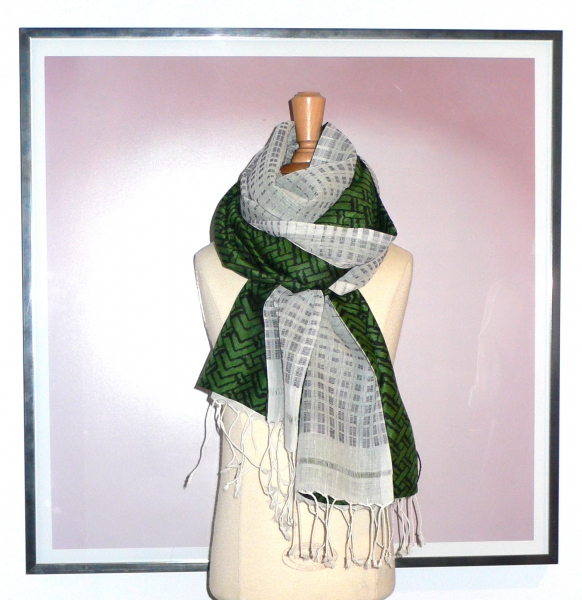 past collections-scarves  U. N.