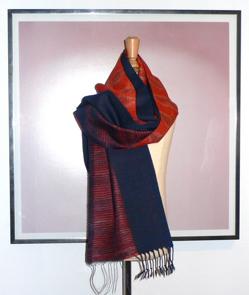 past collections-scarves  Persian persuasion
