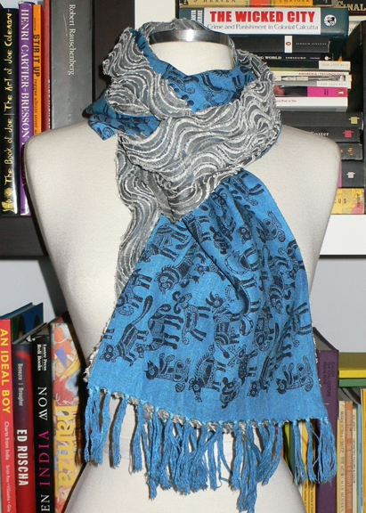 past collections-scarves  icis