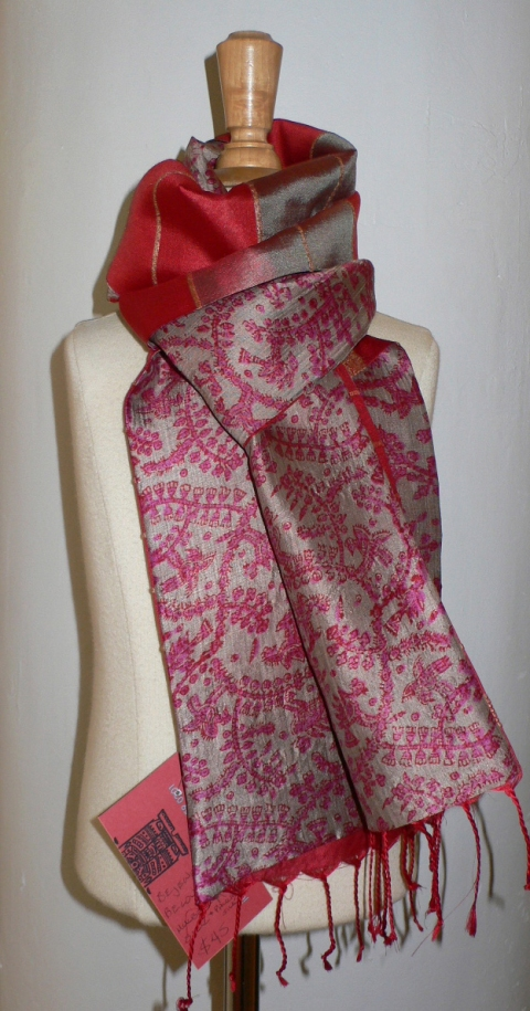 past collections-scarves  Bejeweled & Beloved