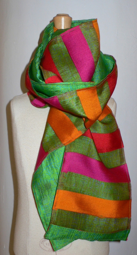 past collections-scarves  Long & Lovely