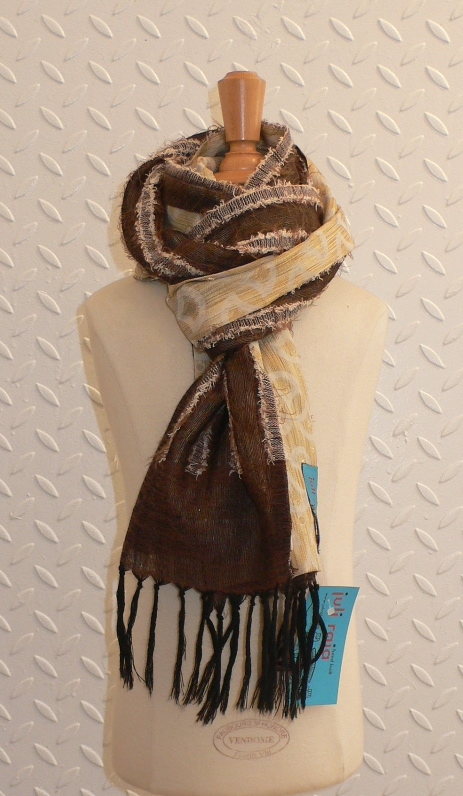 past collections-scarves  Adam & Eva