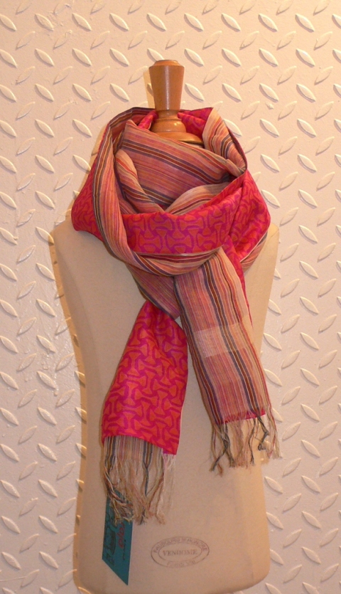 past collections-scarves  long & lanky