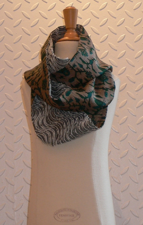 past collections-scarves  le loop