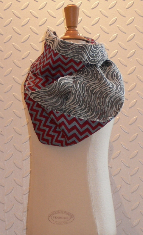 past collections-scarves  le loop remunerative et zip