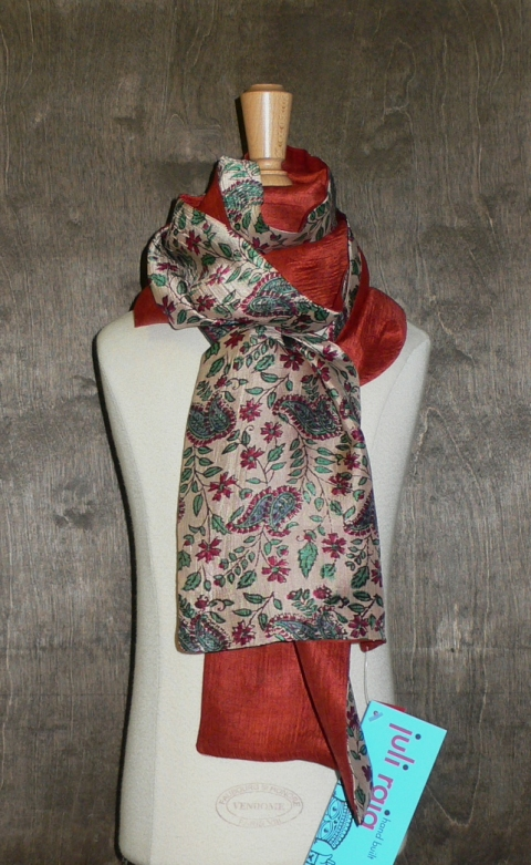 past collections-scarves  Days of Demeter
