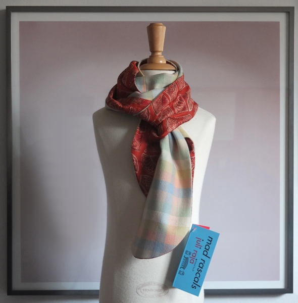 past collections-scarves  Fantastic Sam