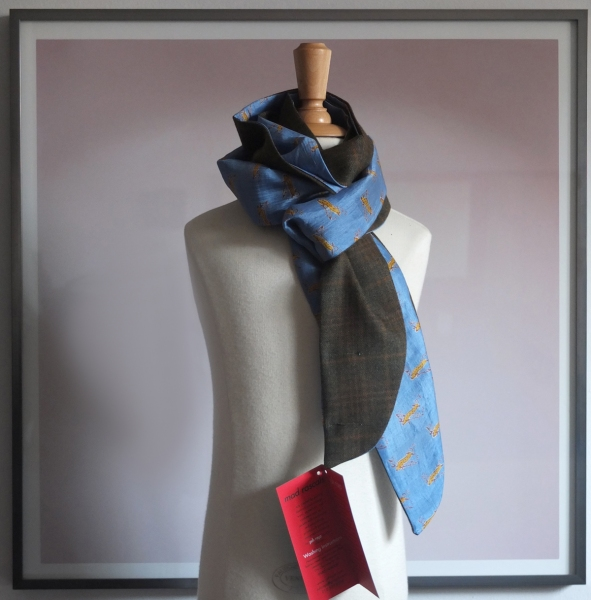 past collections-scarves  Howard Borden