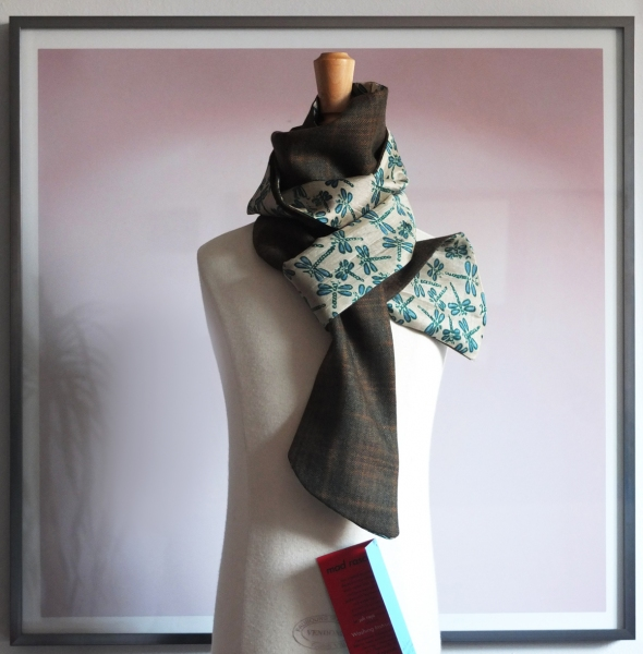 past collections-scarves  Rock Hudson