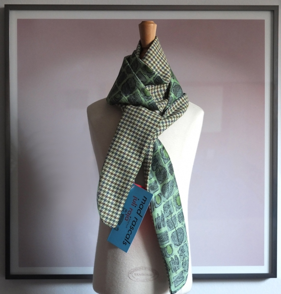past collections-scarves  Ted Knight