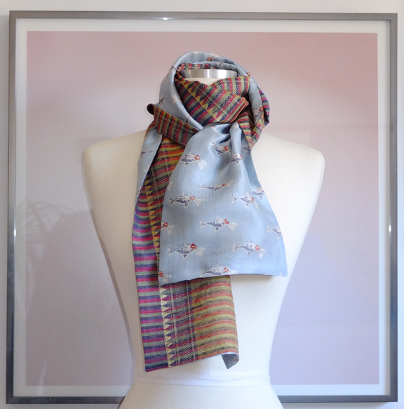 past collections-scarves  coast to coast