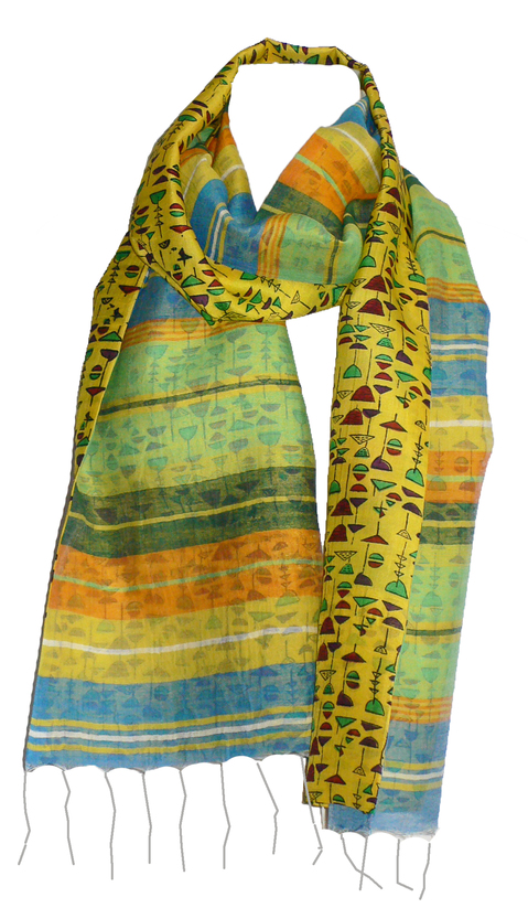 past collections-scarves  fab fiesta