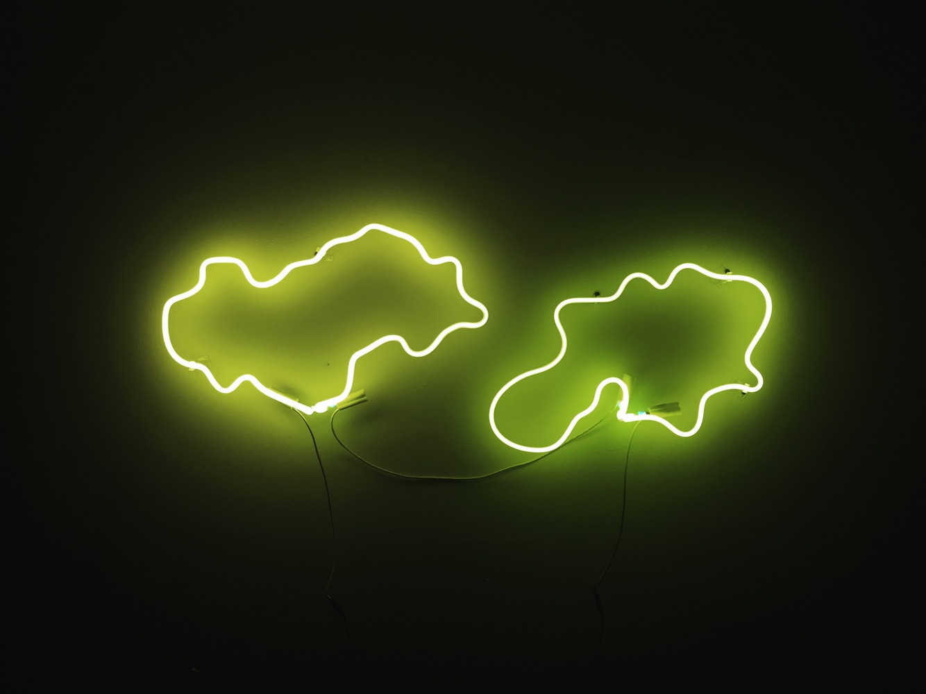 NEON Puddles of Gold, 2016