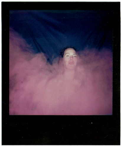 STUDIO Smoke Bomb Aura Photograph #7, 2017