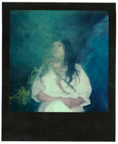 STUDIO Smoke Bomb Aura Photograph #8, 2017