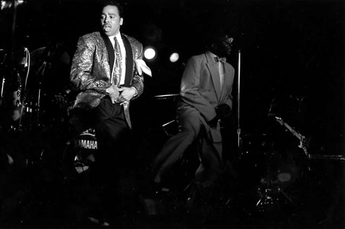 UNSUNG Morris Day and Jerome from Morris Day and The Time