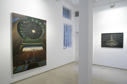 KANISHKA RAJA I Have Seen The Enemy And It Is Eye 2008-09 Installation View #4