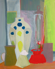 Karen A. Deutsch Paintings Acrylic