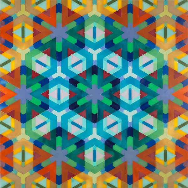 Kaleidoscoptical Ruche 0352.32