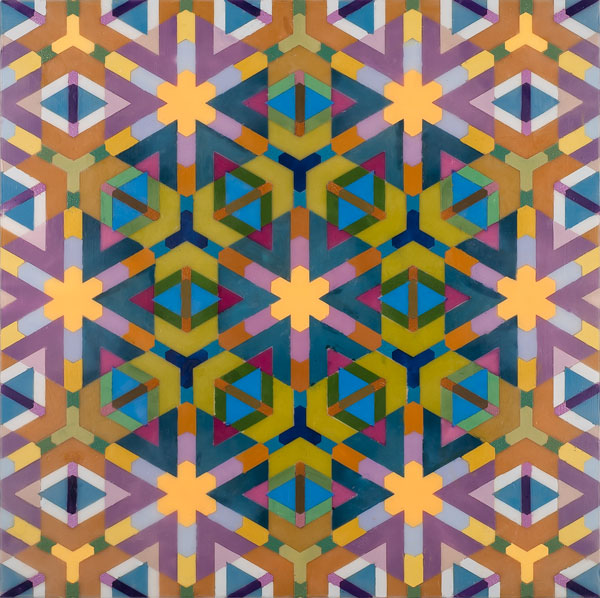 Kaleidoscoptical Ruche 0352.2
