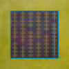 Abacus encaustic on panel