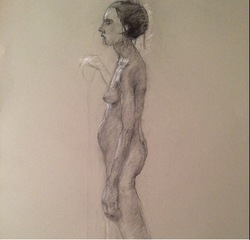 Karen Mahan  selected drawings