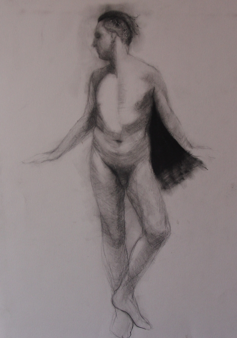 Karen Mahan  selected drawings graphite on paper