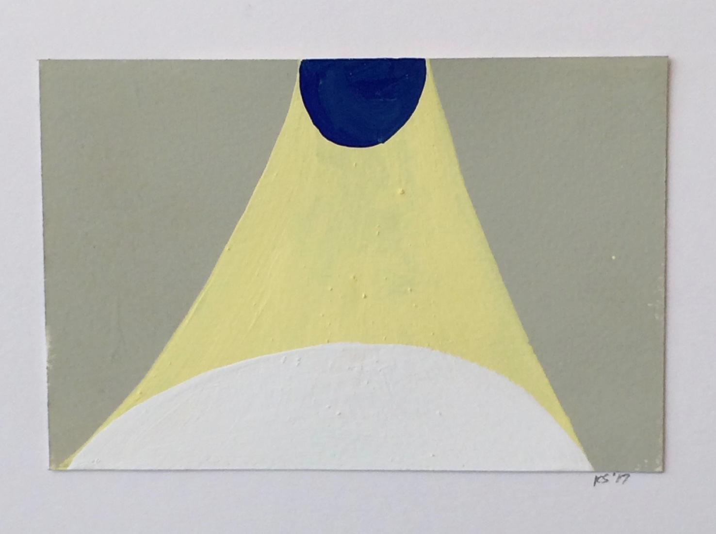 New Gouaches on Paper #20