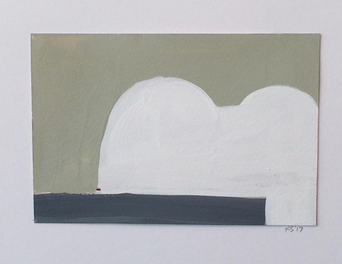 New Gouaches on Paper #6
