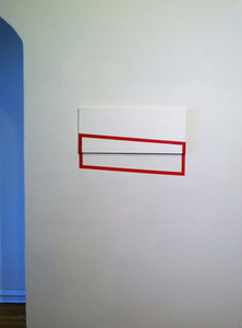 """Nurse"", Installation view, ""Dual Zone"