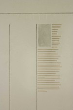Agnes Martin Obituary Project (2005-) graphite, ink, and charcoal on vellum