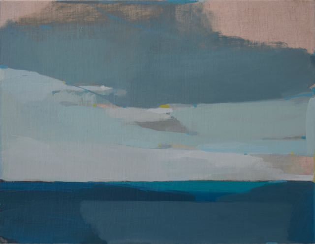 karen smidth Small Works oil on linen over panel