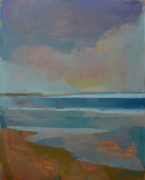 karen smidth Large Works Oil on linen