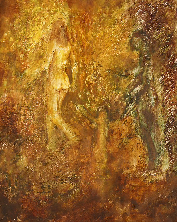 """Figurative Testimonials"" 2006-2009 A New View"