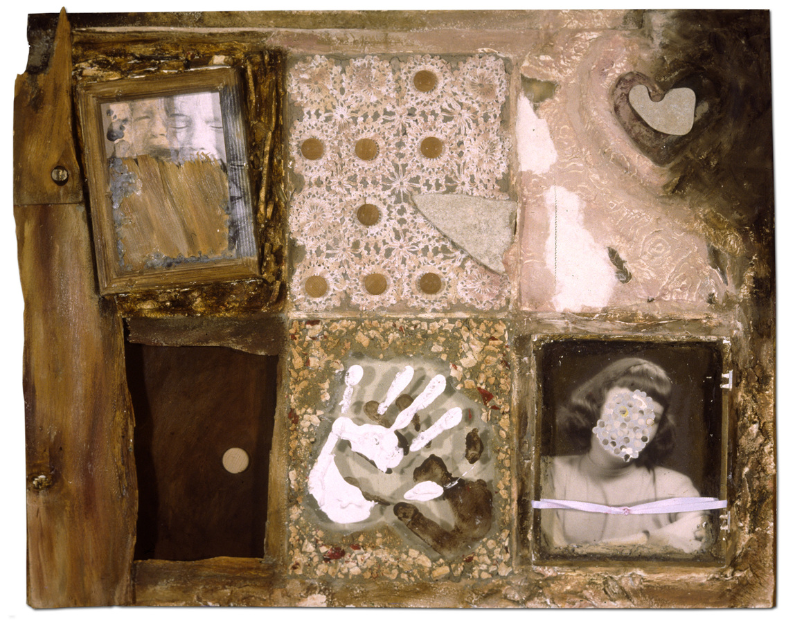 Assemblage/Sculpture Family Story