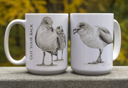 Karie O'Donnell Mugs - KO Fine Art  Dishwasher & Microwave Safe